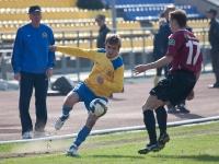 Владимир Михалев был очень активен в этом матче