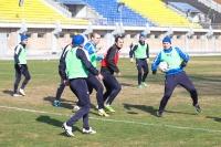 Дмитрий Кудряшов с мячом