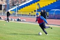 Вячеслав Кренделев на бровке
