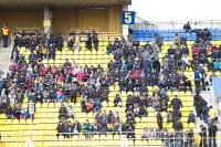 Трибуны на стадионе
