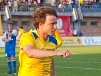 Павел Смуров забил победный мяч в ворота Урала