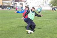 Тренировка перед матчем с Газовиком_1