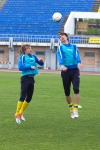 Тренировка перед матчем с Газовиком_2
