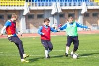 Тренировка перед матчем с Газовиком_3