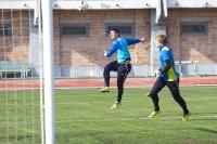 Тренировка перед матчем с Газовиком_4