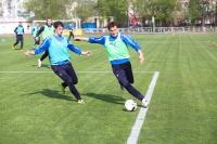 Тренировка перед матчем с Газовиком_5