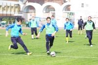 Тренировка перед матчем с Газовиком_8