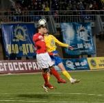 Игорь Шевченко борется за мяч на втором этаже