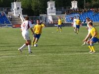 Эдуард Мор стремится к воротам СКА-Энергии