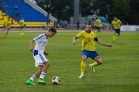 Роман Славнов в атаке