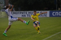 Сергей Колычев делает навес