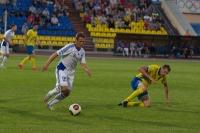 С мячом Илья Петров