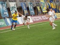 С мячом Леандро. Бразильская «самба»…
