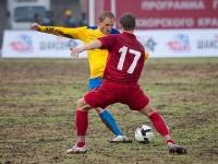 Александр Данцев цементирует оборону Луча-Энергии