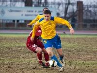 Нападающий Денис Дедечко не смог отличиться в этой игре