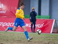 Эдуард Сахневич вышел на поле в стартовом составе