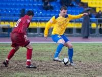 Юрий Мамаев пытается накрутить соперника