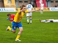 Владимир Михалев забил второй мяч в ворота Балтики