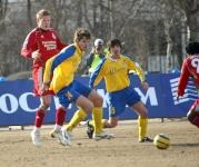 В игре бомбардир сезона-2005 Д. А. Смирнов