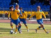 Юрий Роденков вновь устремился к воротам