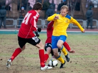 Александр Данцев вновь выигрывает борьбу
