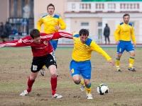 Владимир Гогберашвили устремился к воротам