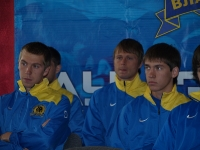 Молодежь приморской команды