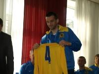 Раде Новкович получает четвертый номер